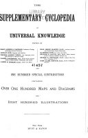 The Supplementary Cyclopedia of Universal Knowledge
