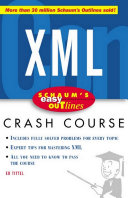 Schaum s Easy Outline of XML