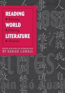 Reading World Literature [Pdf/ePub] eBook