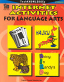 Internet Activities for Language Arts