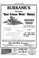 The Pacific Rural Press and California Farmer