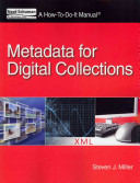 Metadata For Digital Collections Book PDF