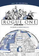 Art of Coloring Star Wars: Rogue One