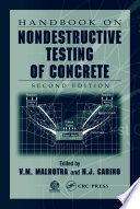 Handbook on Nondestructive Testing of Concrete Second Edition
