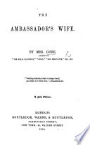 The Ambassador s Wife