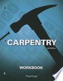 Workbook for Vogt's Carpentry
