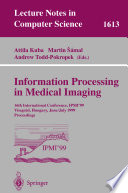 Information Processing In Medical Imaging Book PDF