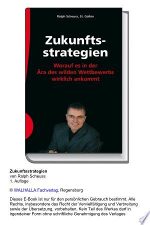 Download Zukunftsstrategien Free PDF Books - Free PDF