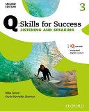 Q Listening and Speaking  Level 3