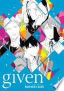 Given  Vol  4  Yaoi Manga