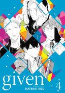 Given, Vol. 4 (Yaoi Manga)