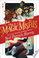 The Magic Misfits Neil Patrick Harris Cover