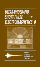 Ultra Wideband Short Pulse Electromagnetics 8
