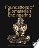Foundations of Biomaterials Engineering Book