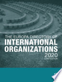 The Europa Directory Of International Organizations 2020
