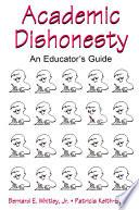 Academic Dishonesty Book