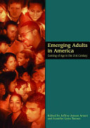 Emerging Adults in America