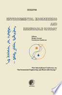 Environmental Engineering and Renewable Energy