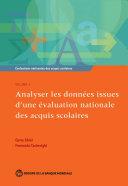 Pdf Évaluations nationales des acquis scolaires, Volume 4 Telecharger