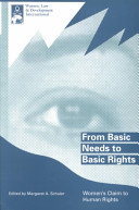 From Basic Needs to Basic Rights