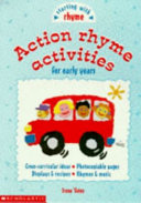 Action Rhyme Activities Book PDF