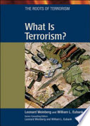 What Is Terrorism  Book