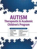 Autism Therapeutic   Academic Children   s Program Book PDF