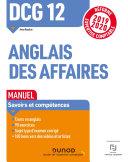 Pdf DCG 12 Anglais des affaires - Manuel Telecharger