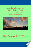 Wisdom for Living After Being Fired