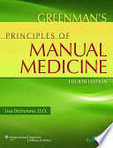 """Greenman's Principles of Manual Medicine"" by Lisa A. DeStefano"