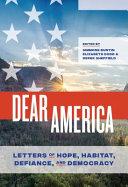 Pdf Dear America
