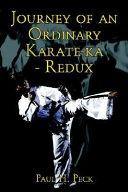 Journey of an Ordinary Karate ka   Redux