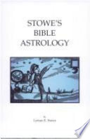 Stowe s Bible Astrology Book