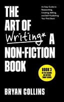The Art Of Writing A Non Fiction Book
