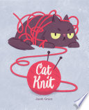 link to Cat knit in the TCC library catalog