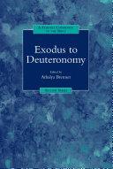 A Feminist Companion to Exodus to Deuteronomy Pdf/ePub eBook