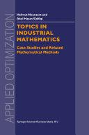 Topics in Industrial Mathematics Pdf/ePub eBook