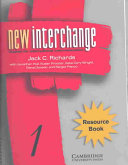New Interchange Resource Book 1