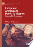 Companion Animals And Domestic Violence
