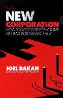 The New Corporation [Pdf/ePub] eBook