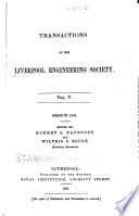 Transactions of the Liverpool Engineering Society