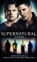 Supernatural - Joyride [Pdf/ePub] eBook