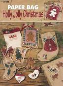 Paper Bag Holly Jolly Christmas