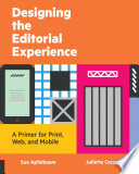 Designing the Editorial Experience Book