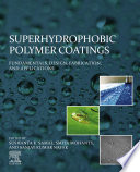 Superhydrophobic Polymer Coatings