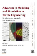 Advances in Modeling and Simulation in Textile Engineering