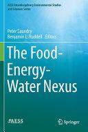 The Food Energy Water Nexus