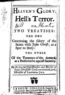 Heaven s Glory  Hell s Terror