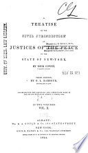 A Treatise on the Civil Jurisdiction of a Justice of the Peace in the State of New York Book
