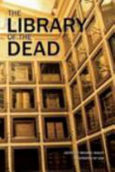 The Library of the Dead Deluxe Hardcover